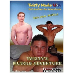 Twisty`s Muscle Adventure DVD (Twisty Media) (09970D)