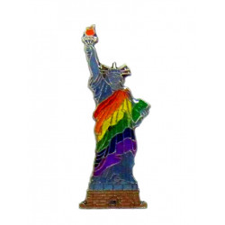 Pin Rainbow Liberty (T5234)