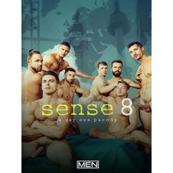 Sense 8: A XXX Gay Parody DVD (14559D)