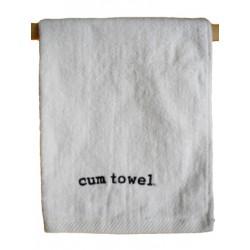 Cum Towel/Handtuch White 40x66 cm / 16x26 inch