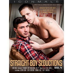 Straight Boy Seductions #4 DVD (15152D)