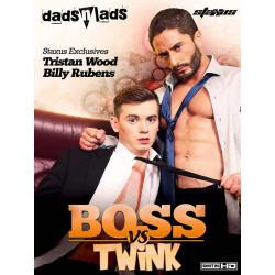 Boss Vs Twink DVD (11340D)