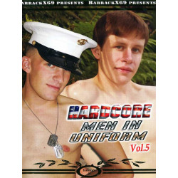 Hardcore Men in Uniforms #5 DVD (12000D)