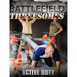 Battlefield Threesomes DVD (15219D)