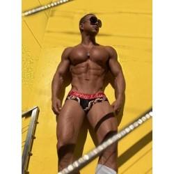 Danny Miami Links Brief Underwear Multi (T5091)