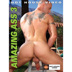 Amazing Ass #3 (Hot House Anthology) DVD