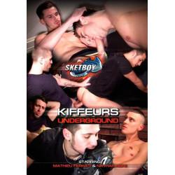 Kiffeurs Underground DVD (Sketboy) (12640D)