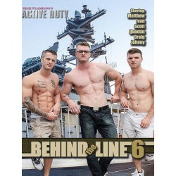Behind the Line #6 DVD (14725D)