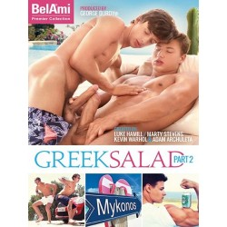 Greek Salad #2 DVD (15320D)