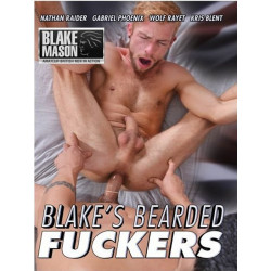 Blake's Bearded Fuckers DVD (15376D)