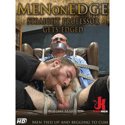 Straight Professor Gets Edged DVD (15387D)
