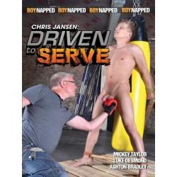 Chris Jansen: Driven To Serve DVD (15373D)
