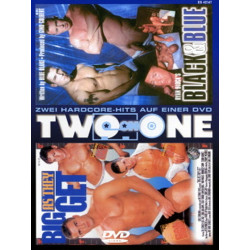 Two on One: 'Big as they get' & 'Black & Blue' DVD (15406D)
