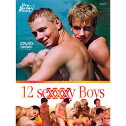 12 Sexxxy Boys DVD (15408D)