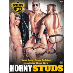 Horny Studs DVD (Men1St) (13760D)