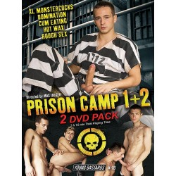Prison Camp 1 + 2 2-DVD-Set