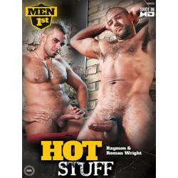 Hot Stuff DVD (Men1St) (14500D)