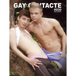 Gay Contacte 230 Magazine  (M3230)