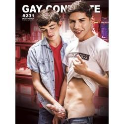 Gay Contacte 231 Magazine  (M3231)