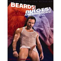 Beards! Bulges! And Ballsacks DVD (Raging Stallion) (15333D)