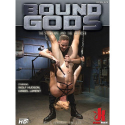 The Fugitive And The Officer DVD (Bound Gods) (15382D)
