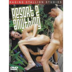 Resort 2 Anything DVD (Raging Stallion) (10361D)