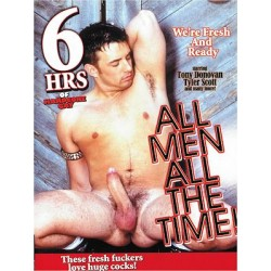 All Men All the Time! 6h DVD