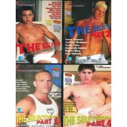 The Selection 1-4 4-DVD-Set
