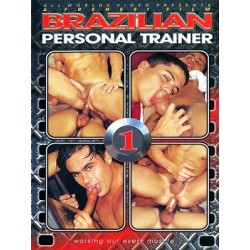 Brazilian Personal Trainer #1 DVD (All Worlds) (10851D)