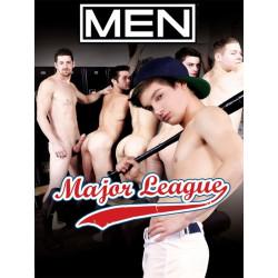 Major League DVD (MenCom) (11011D)