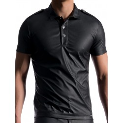 Manstore Polo Shirt M104 Black (T5352)