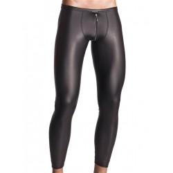 Manstore Zipped Leggins M510 Underwear Black (T5379)