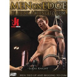 Bi Hunk Aching to Cum DVD (15496D)