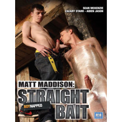 Matt Maddison: Straight Bait DVD (11881D)