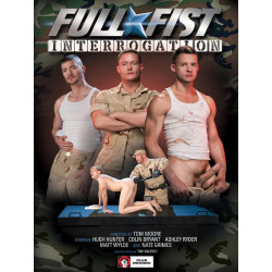 Full Fist Interrogation DVD (Club Inferno (by HotHouse)) (15464D)