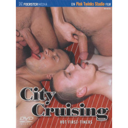 City Cruising DVD (Pink Twinks Studio) (15418D)