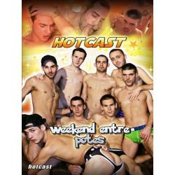 Weekend Entre Potes (Hotcast) DVD (Citebeur) (12041D)