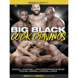Big Black Cock Cravings DVD (15451D)