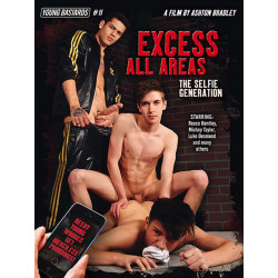 Excess All Areas (The Selfie Generation) DVD (Young Bastards) (12331D)
