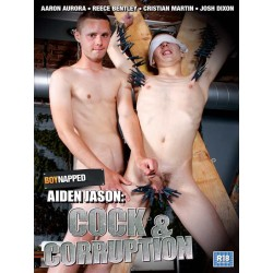Aiden Jason: Cock and Corruption DVD (12471D)