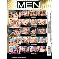 Jizz Orgy #2 DVD (MenCom) (13161D)