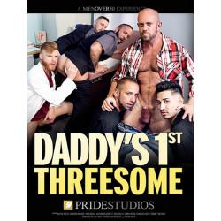 Daddy`s 1st Threesome DVD (Pride Studios) (15454D)