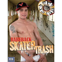 Bareback Skater Trash DVD (Staxus) (13241D)