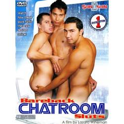 Bareback Chatroom Sluts DVD (Skin 2 Skin) (15547D)