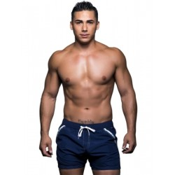 Andrew Christian Atlantic Swim Shorts Swimwear Navy (T5446)