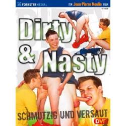 Dirty + Nasty DVD (04900D)