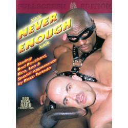 Never Enough DVD (Rod Rock Hard) (15421D)