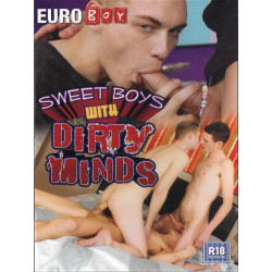 Sweet Boys With Dirty Minds DVD (15582D)