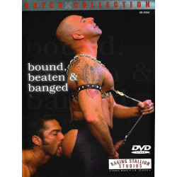 Bound, Beaten, And Banged DVD