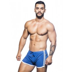 Andrew Christian Varsity Mesh Shorts Royal Blue (T5467)
